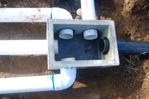Distribution Box, Septic System, Bio-Gard