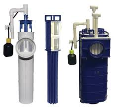 Gravity Filter, Septic System, Bio-Gard